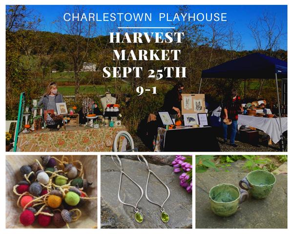 charlestown playhouse harvest market